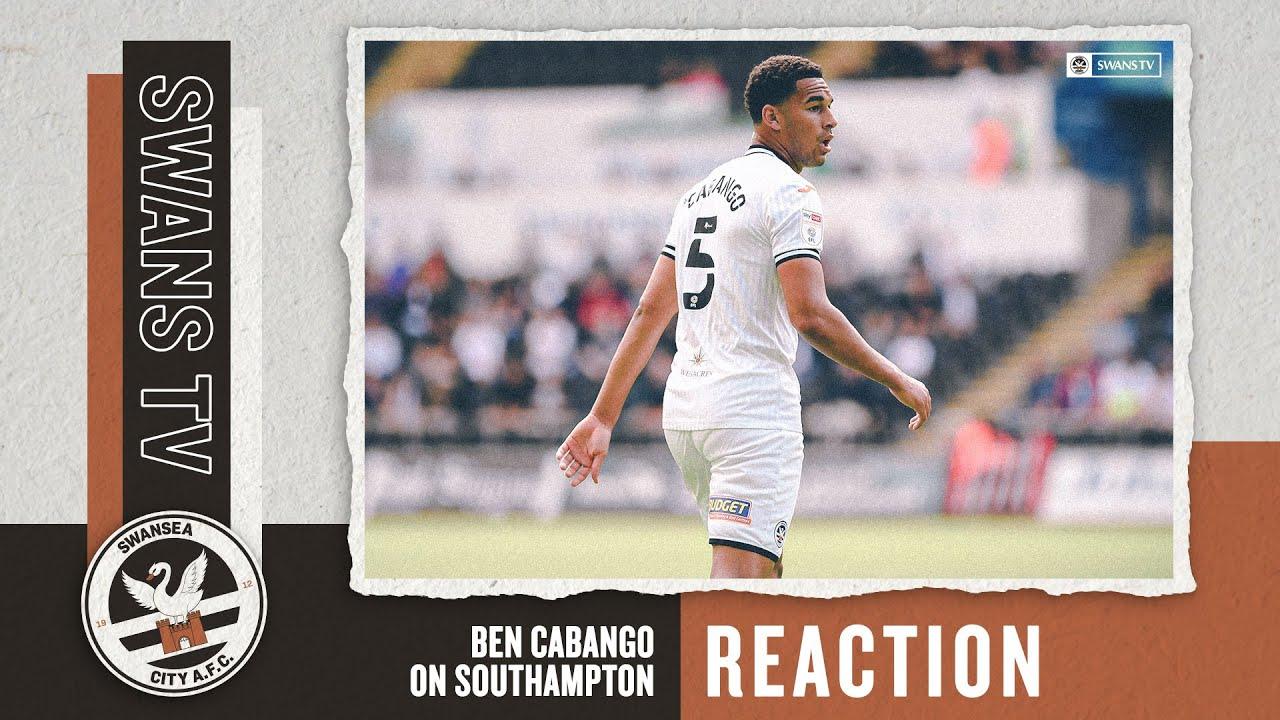 Ben Cabango on Southampton | Reaction