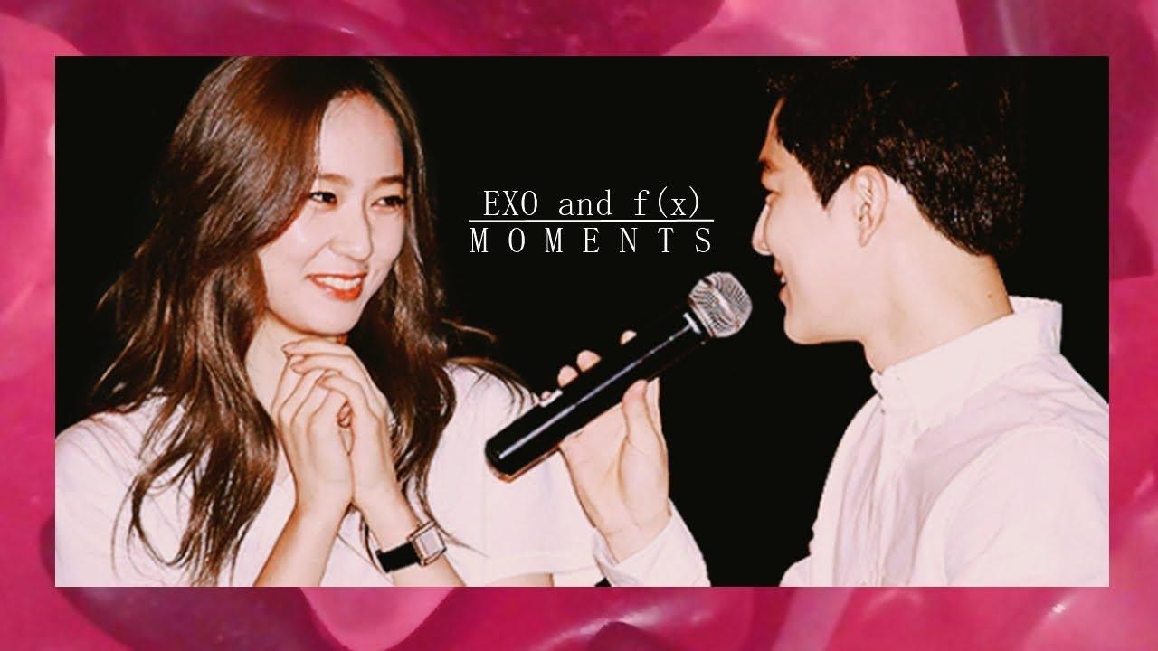 Exo Chen Dating FX Luna Buku Dating Insight