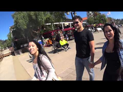 VLOG 7: San Diego! - La Jolla, Dog Beach, Old Town, Gaslamp e mais.
