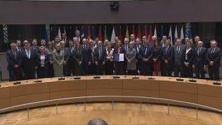 La Unión Europea da el primer paso para crear una unión militar al margen de la OTAN
