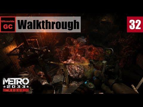 Metro 2033 [#32] - Biomass    Walkthrough