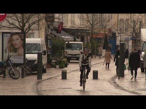 Est-il dangereux de circuler à vélo à Poitiers ?