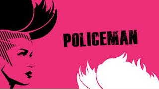 Eva Simons - Policeman ft. Konshens [ Official Lyric Video ]