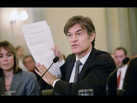 Claire McCaskill Slams Dr. Oz for Hawking