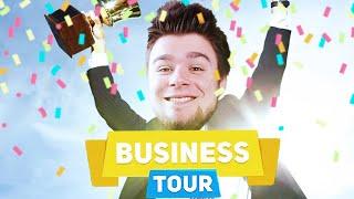 ZROBIŁEM TO! | Business Tour [#39] (With: Dobrodziej, Diabeuu, Plaga)