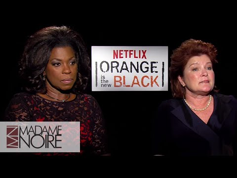 Red And Vee From OITNB Dish On Characters They Love And Hate  MadameNoire