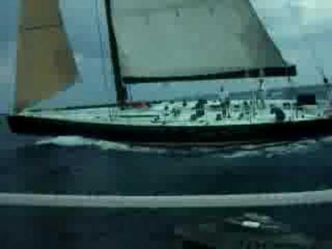 Bella Mente Racing Yacht