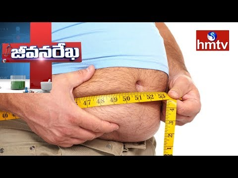 Causes Of Obesity | Treatment For Over Weight | Idea Clinics | Jeevana Rekha | hmtv News