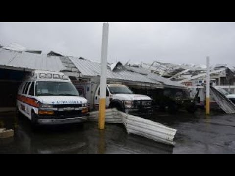 US military ready to help in Puerto Rico after Maria