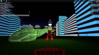 First ever video of roblox roghoul