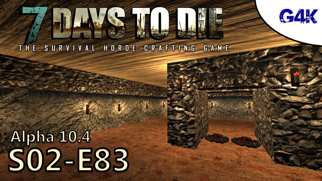 fireplace 7 days to die gameplay s02e83 youtube