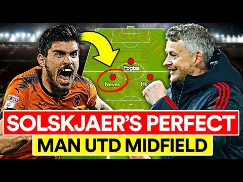 SOLSKJAER'S PERFECT MAN UTD MIDFIELD SIGNING