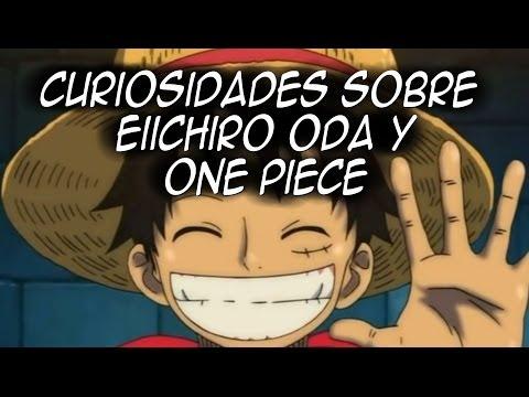 Curiosidades sobre Eiichiro Oda y One Piece