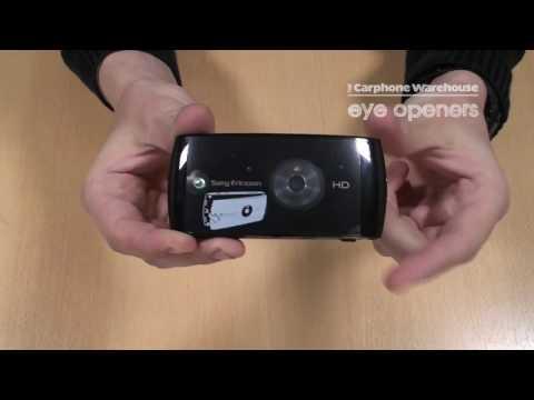 Sony Ericsson Vivaz Unboxing