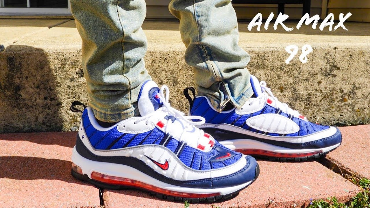 original air max 98 gundam