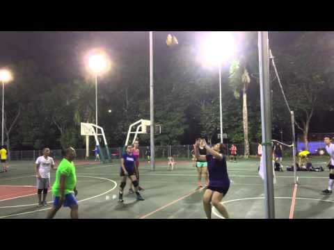 Our game/ Singapore ccab volleyball
