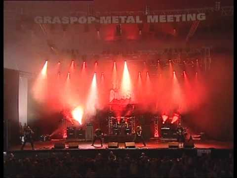 Hail Of Bullets - Advancing One More @ Graspop