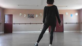 Adult Tap Short Exercise 3