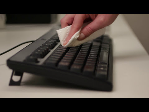 Computer Basics: Cleaning Your Computer