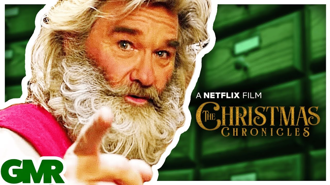 Christmas Chronicles Review.The Christmas Chronicles 2018 Netflix Movie Review