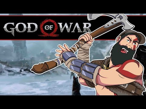 God of War Ep. 1 Kratos Vikingo