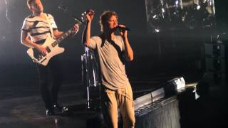 Imagine Dragons  - Forever Young (Alphaville cover) - Nashville  7/8/15 - Smoke and Mirrors Tour
