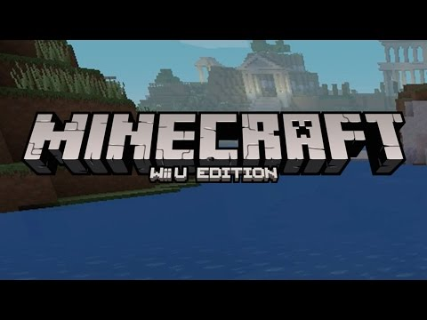 Minecraft : Wii U Edition  - Greek Mythology Map