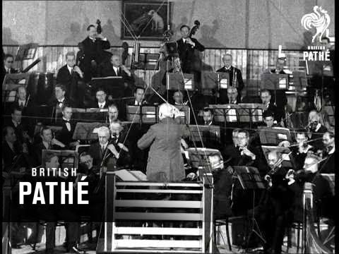 The Master Of The King's Musick Sic (1931)