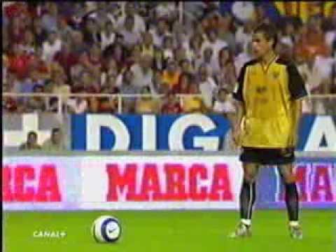 Sevilla 0 Malaga CF 2 golazo de Duda.