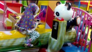 Naik odong odong panda | Lagu anak anak terpopuler | Aku Anak Sehat