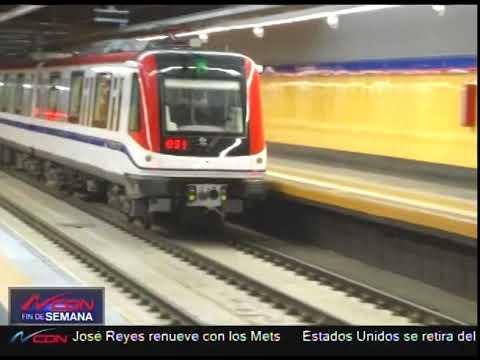 Falla técnica en Metro de Santo Domingo provoca paralización en al menos dos estaciones