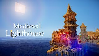 lighthouse minecraft medieval