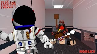 ROBLOX - FLEE THE FACILITY - BETRAYING MY FRIENDS