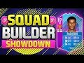 FIFA 18 SQUAD BUILDER SHOWDOWN!!! PREMIUM SBC RASHFORD!!! 87 Rated Striker Rashford