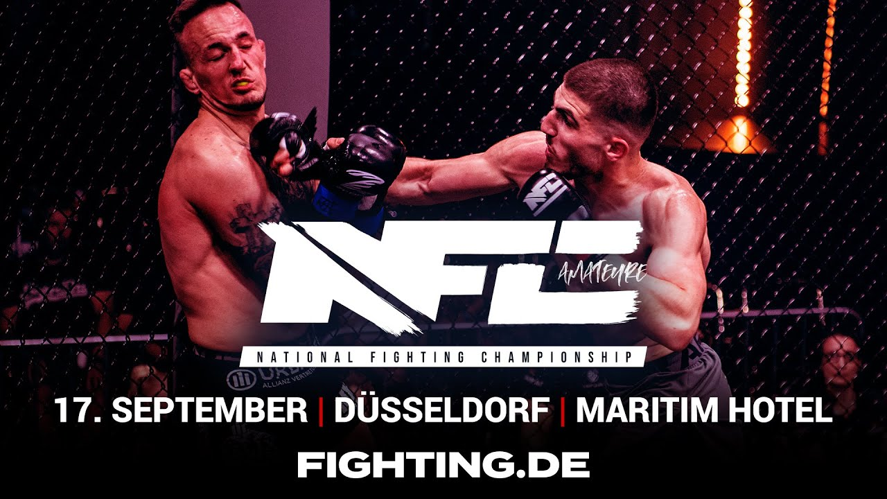 Download LIVE: NFC Amateure | 17.9. | FOR FREE - FIGHTING