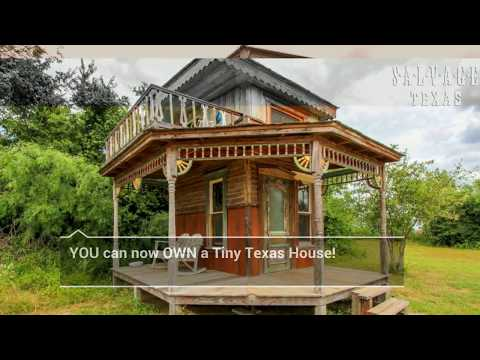 Own a Tiny Texas House - Investment Plan Now Available!