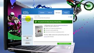 Uniblue MaxiDisk 2013 1.0.6.0
