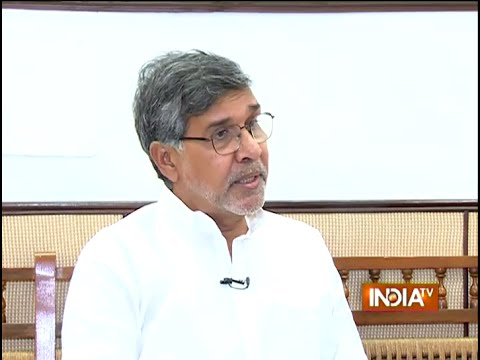Kailash Satyarthi Exclusive Interview: PM Modi Should Come Forward to Save Childhood - India TV