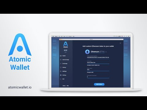 Atomic Wallet   Лучший кошелек для хранения криптовалюты!