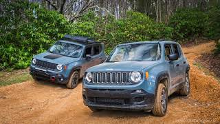 TN Jeep Renegade Club Off Road Trip to Horse Creek