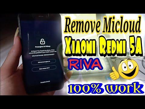 cara-membuka-akun-micloud-yang-terkunci-xiaomi-redmi-5a-(-riva-)-100%-work
