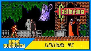 Game OverView - CastleVania