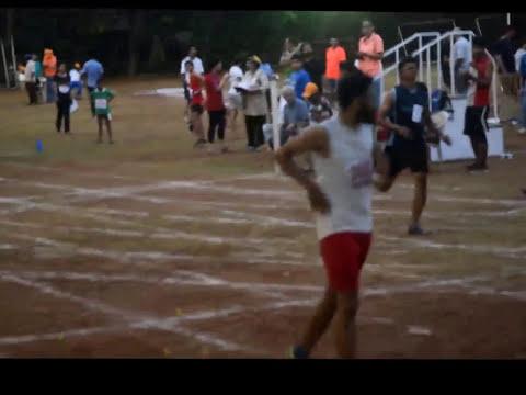 Arshis Tavadia DPCG, 2017  150  Metres  Men Winner