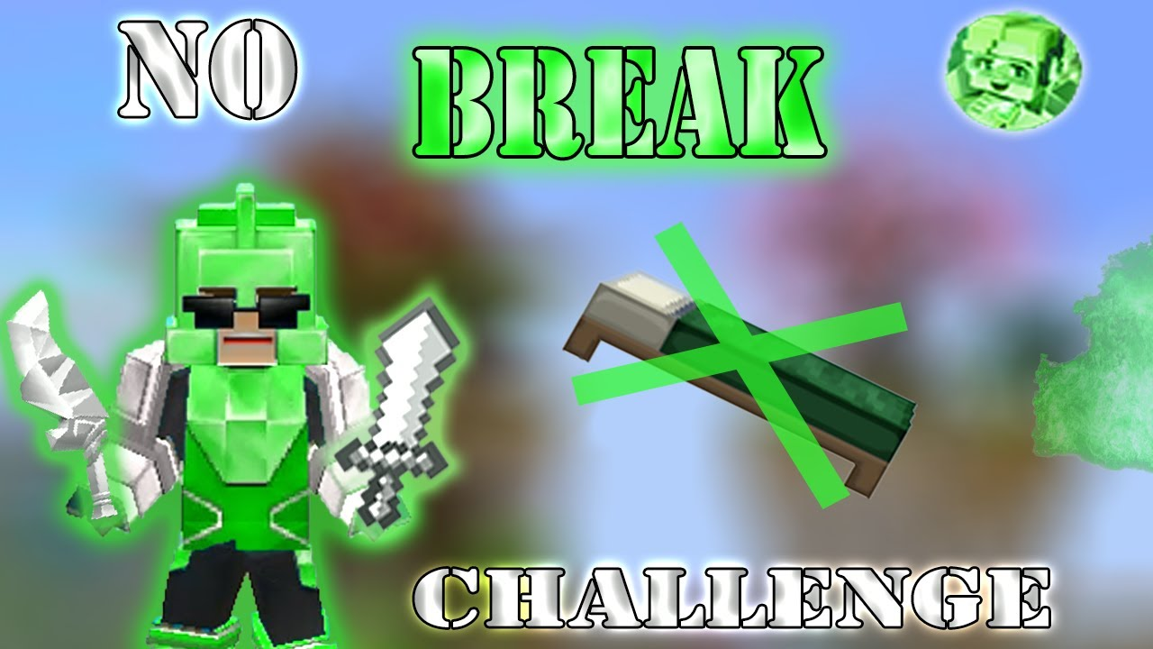 Download NO BREAK BED Challenge In Bed Wars | Blockman Go Gameplay (Android , iOS)