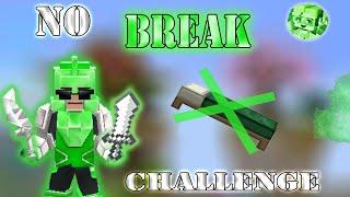 NO BREAK BED Challenge In Bed Wars | Blockman Go Gameplay (Android , iOS)