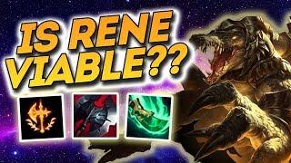 Is Renekton Top Still Viable?? (League of Legends Patch 9.14)