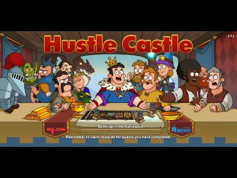 Testing New Poleaxe On Level 99 - 416k Power # Hustle Castle Tournament And PvP