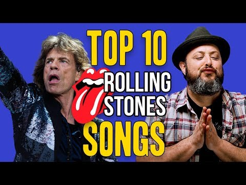 Top 10 Rolling Stones Songs | Marty Schwartz