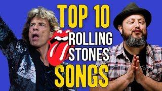 Top 10 Rolling Stones Songs | Marty Schwartz