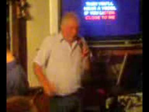 Brean Karaoke Mel at Lazy Days Yodelling Song